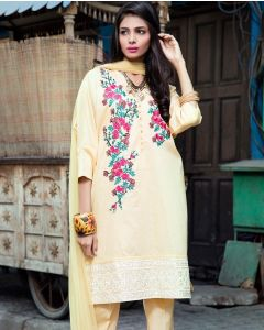 Embroidered Lawn (Pra-0041-Ld) 3 Pcs